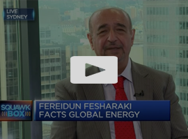 Here's why oil prices could drop to $30 a barrel again: Fesharaki