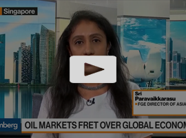 Brent Oil May Rise to $72, FGE's Paravaikkarasu Says